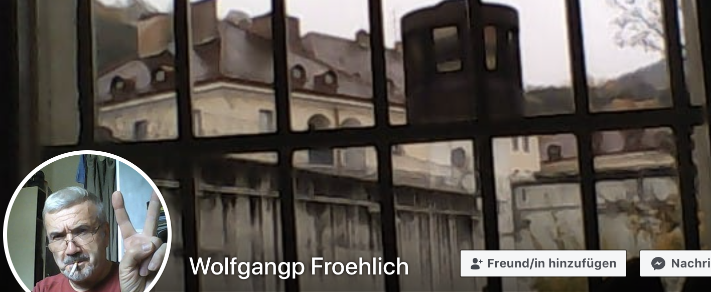 FB-Profil Wolfgangp Froehlich