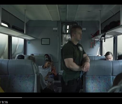 Zugpatrouille der L-SNS - Quelle: youtube