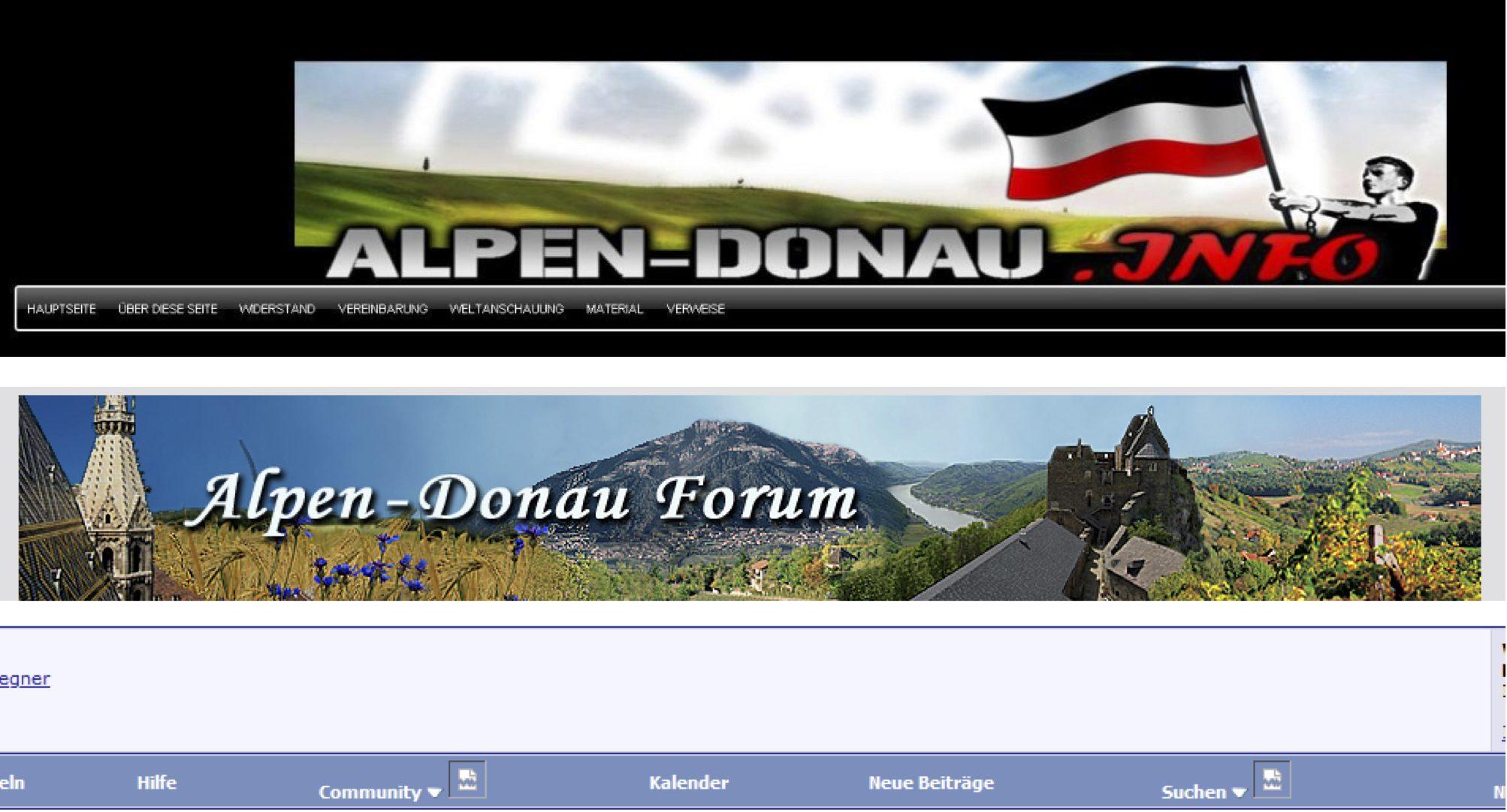 Alpen-Donau-Info (ADI) und Alpen-Donau Forum