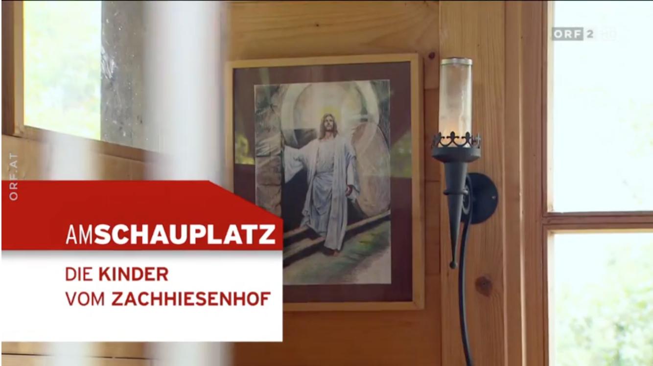 """ORF-Doku """"Am Schauplatz"""" zur Weinbergschule"""