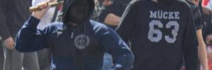 Vorbereitete Angriffe auf die Polizei am 10.4.21 in Wien (Foto: Presseservice)