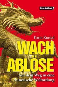 """Buchcover Kneissl """"Wachablöse"""""""