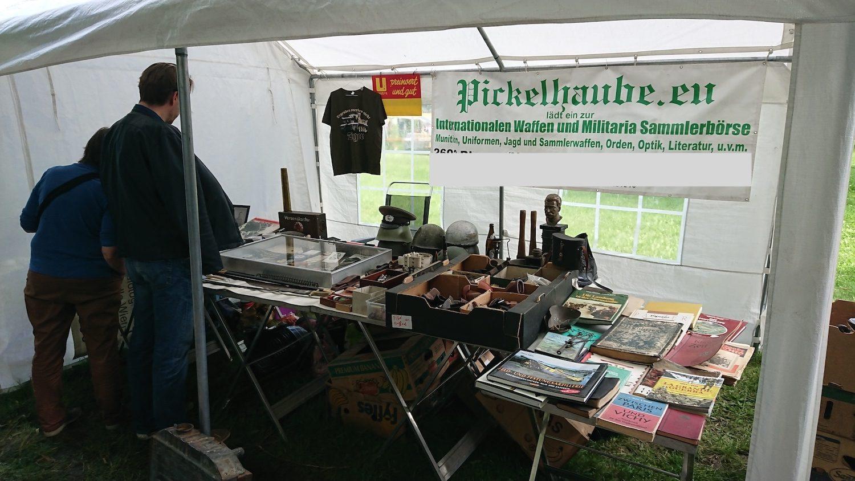 """Militaria von """"Pickelhaube"""" (© SdR)"""
