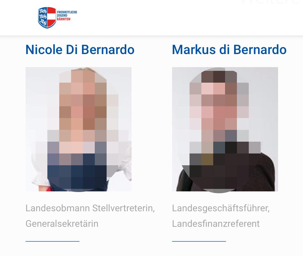 2x Di Bernardo im RFJ Kärnten