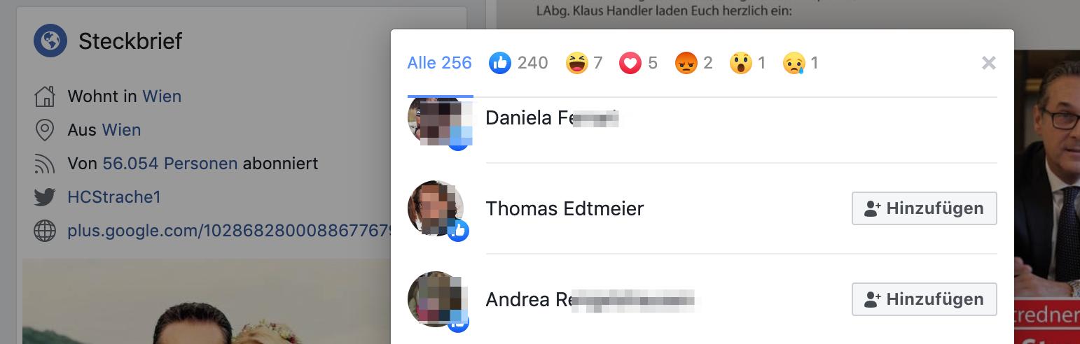 Like für Strache/DAÖ: Thomas Edtmeier