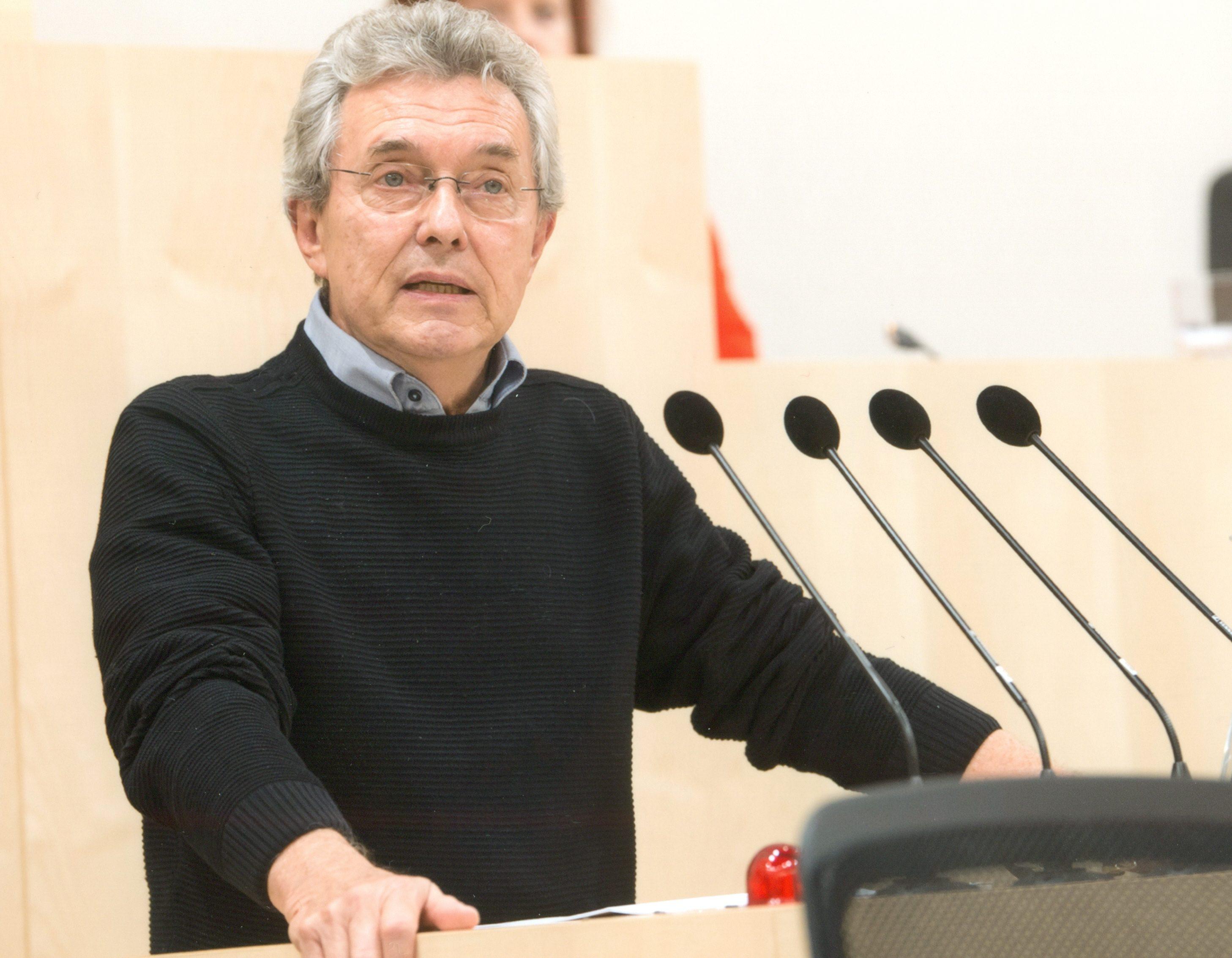 Ernst Berger (© Ernst Berger)