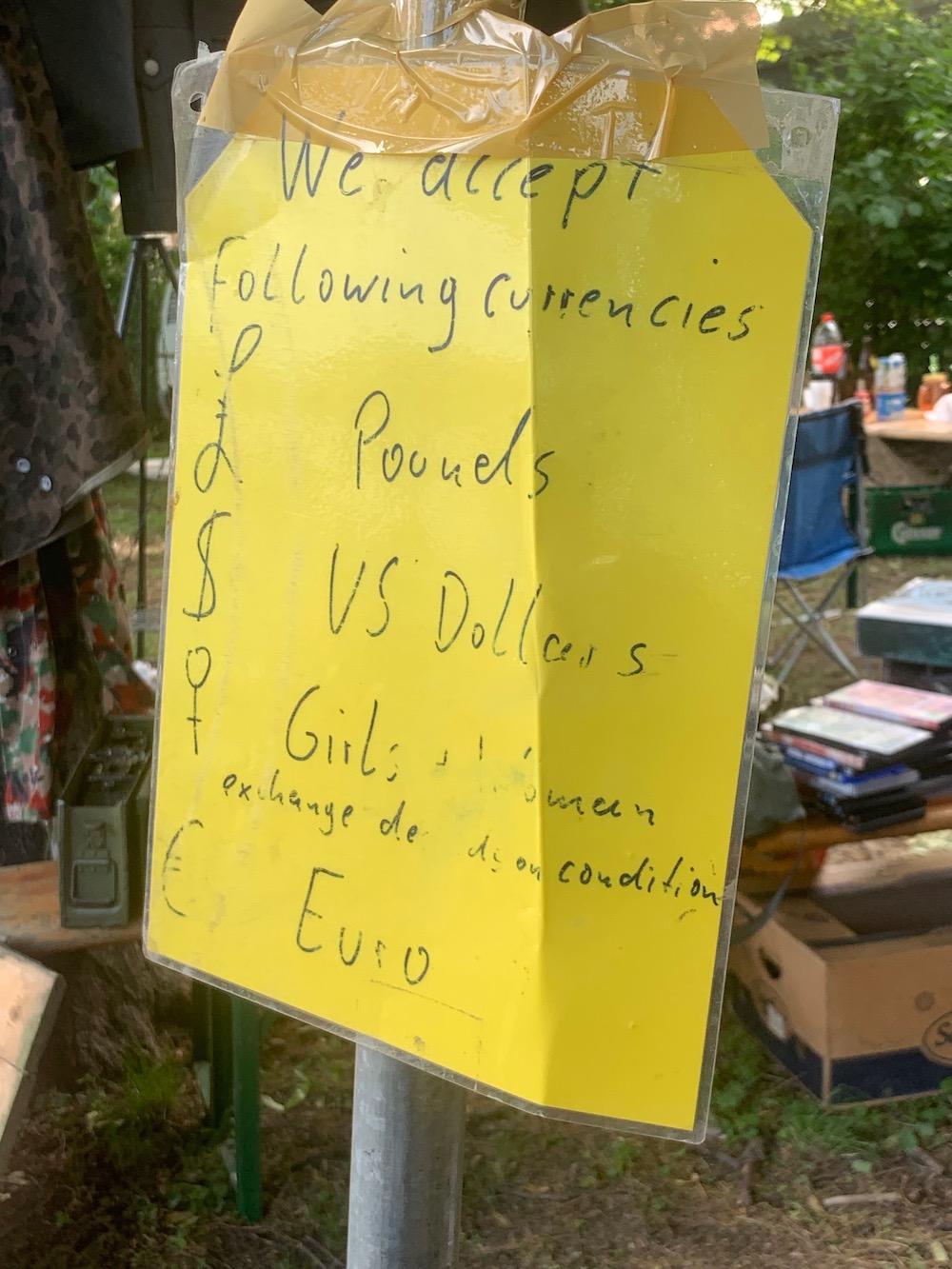 """Frauen als """"Währung"""" (© SdR)"""