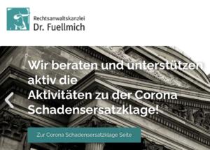 """Rechtsanwalt Fuellmich """"Corona Scahdensersatzklage"""""""
