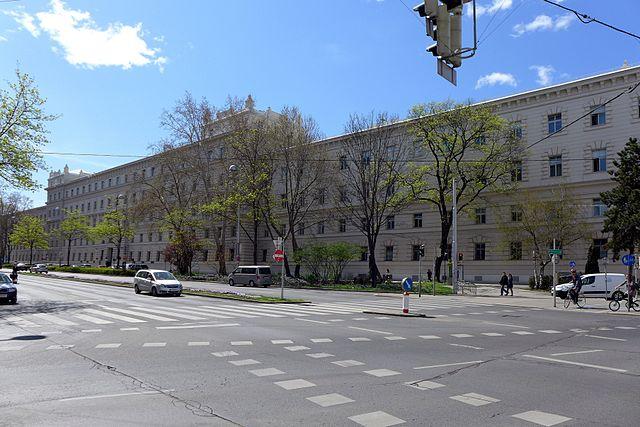 Verfahren im Landesgericht für Strafsachen Wien - Bildquelle: Wikipedia/Dnalor 01, Creative Commons 3.0.