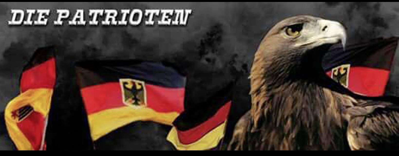 "Header Facebook-Gruppe ""Die Patrioten"""