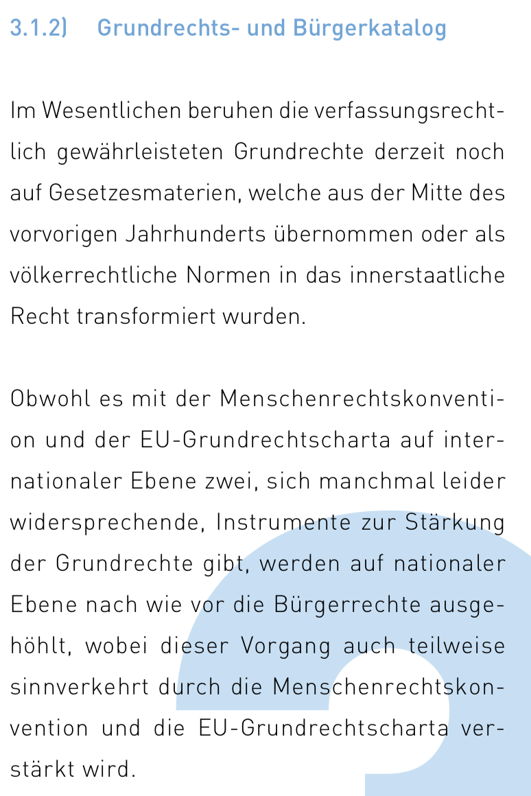 Handbuch freiheitlicher Politik EMRK/Grundrechte (https://www.fpoe.at/fileadmin/user_upload/www.fpoe.at/dokumente/2015/Handbuch_freiheitlicher_Politik_WEB.pdf)