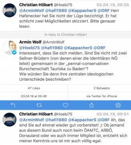 Twitter Höbart-Wolf