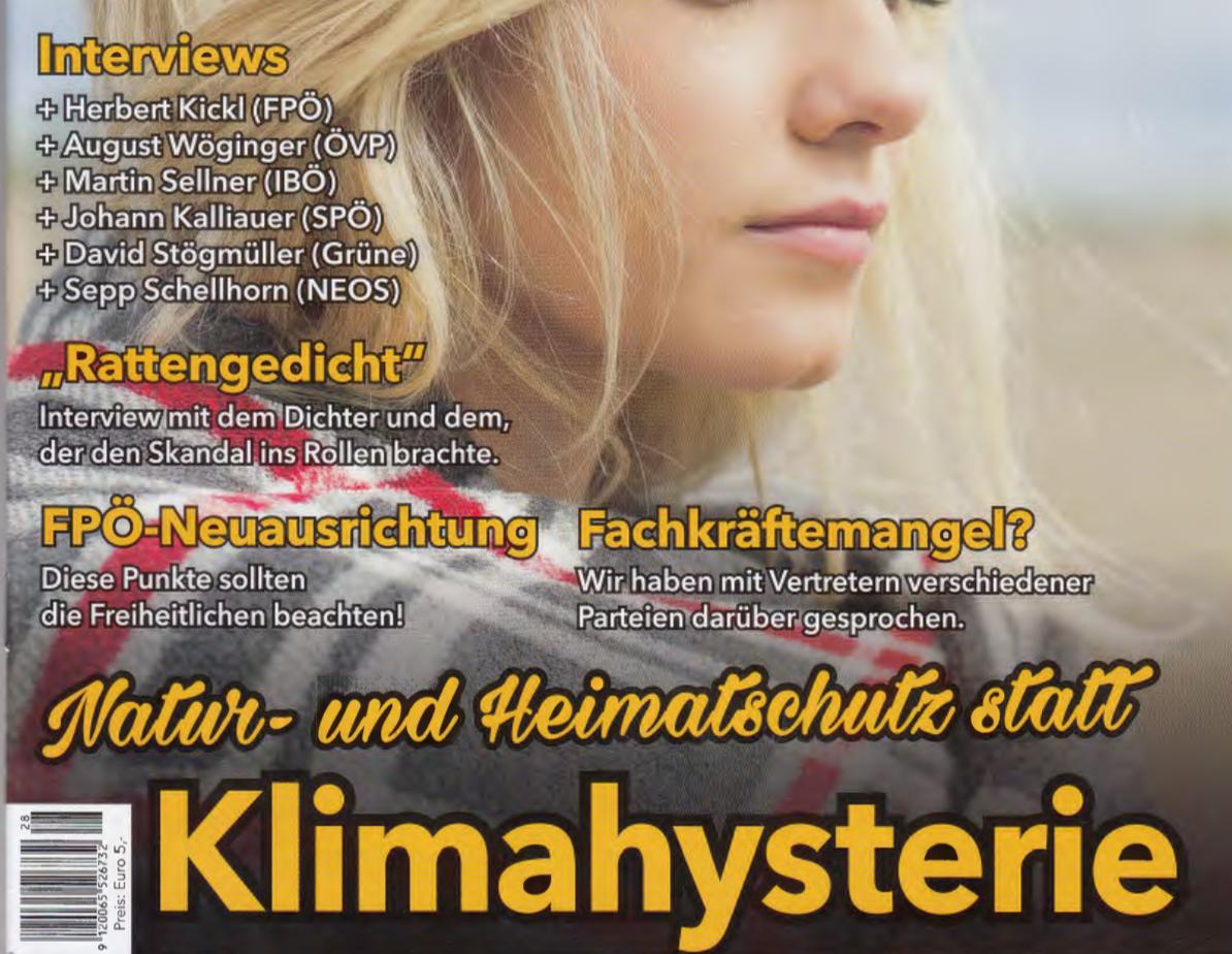 Cover Info-Direkt, 28./29. Ausgabe, November 2019