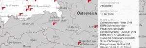 Bestellungen auch aus Österreich (Karte: https://zeitonline.carto.com/viz/e72db5cc-bc64-11e6-ab43-0e3ebc282e83/public_map)