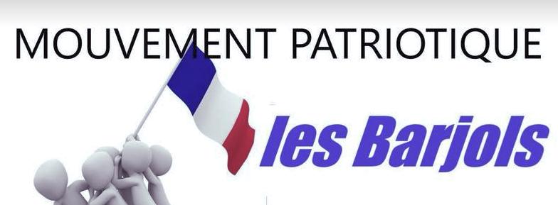 """Mouvement patriotique """"Les Barjols"""""""