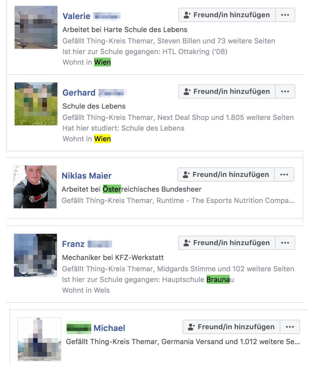 "Niklas Maier Fan von ""Thing-Kreis Themar"""
