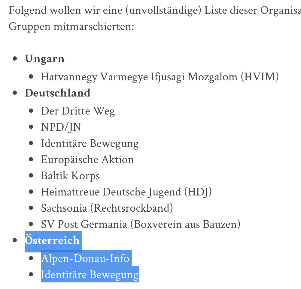 Presseservice Wien belegt österreichische Beteiligung (Screenshot)