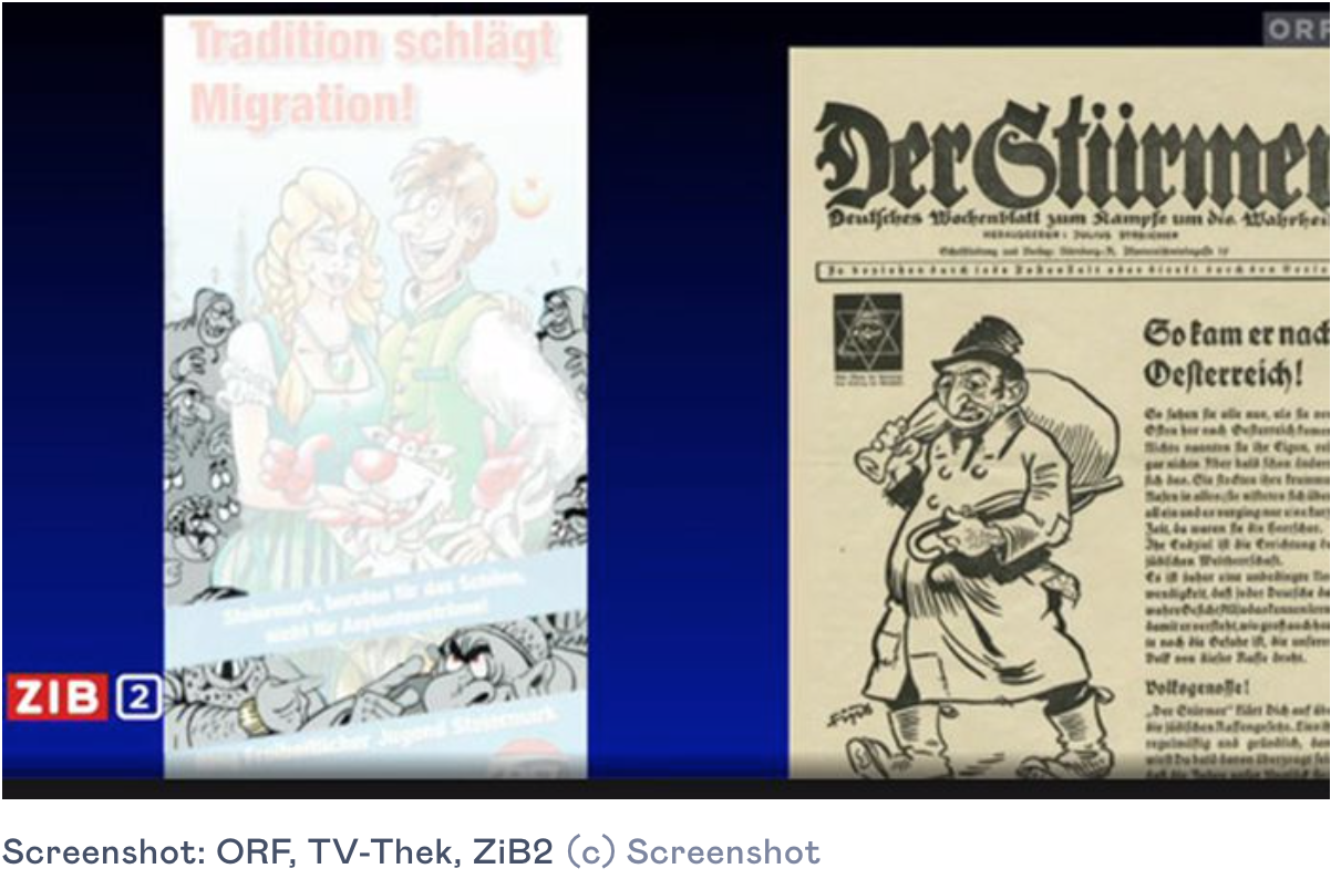 RFJ-Kampagne und Stürmer-Vrgleich in der ZiB2