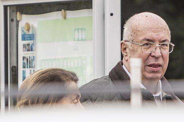 Walter Seledec (Ex-ORF-Journalist, FPÖ-Bezirksrat und Mitbegründer Grabpflegeverein Nowotny; @Rechtsdrall)