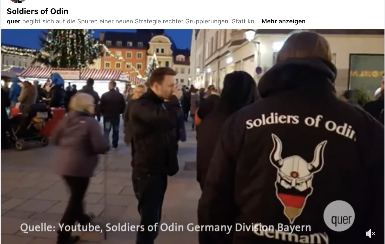 Bürgerwehr Soldiers of Odin Germany Division Bayern