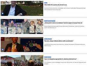 """Strache-Huldigungsartikel auf """"jetzt24"""""""