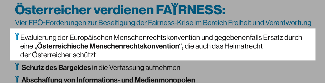 FPÖ-Wahlprogramm 2017 EMRK (https://www.fpoe.at/fileadmin/user_upload/Wahlprogramm_8_9_low.pdf)