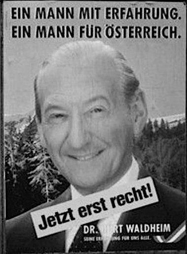 Stoppt Die Rechten Waldheims Walzer Ein Film über Lüge Und Wahrheit