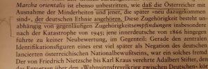 """""""Katastrophe von 1945"""" – Konrad Weiß in Sezession 4/18"""