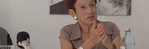 Ruth Wodak (Screenshot Video ZIGE.TV im Republikanischen Club 2018)