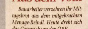 """""""Zur Zeit"""" Ausgabe 45/18: Anti-ORF-Hetze """"Aus dem Volk"""""""